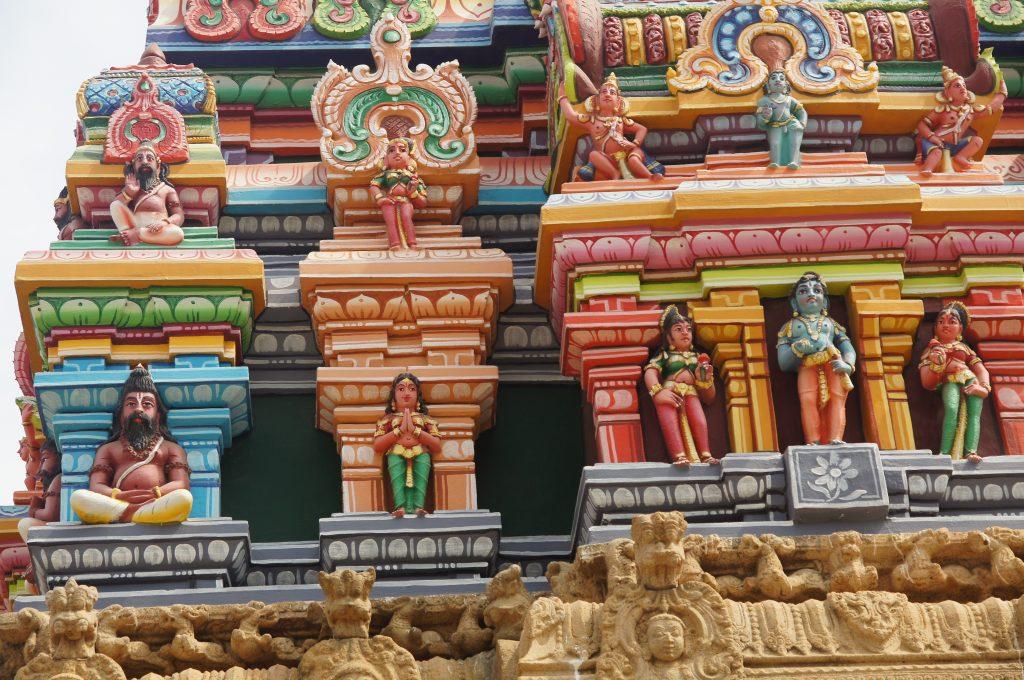 Templo Meenakshi Amman – Madurai, Sur de India
